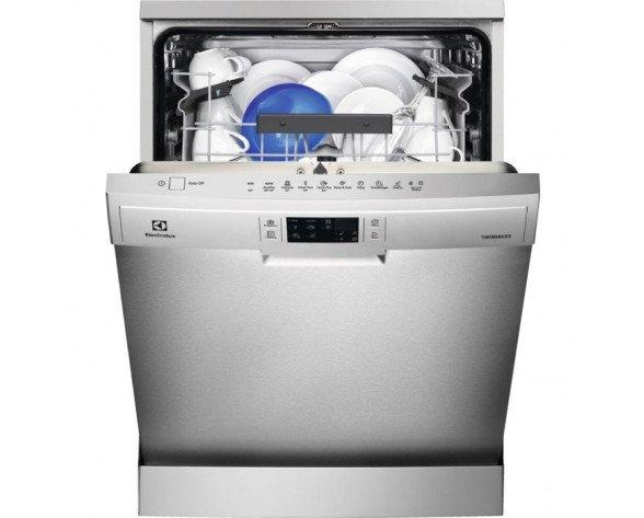 Electrolux ESF5535LOX lavavajilla Independiente 13 cubiertos D