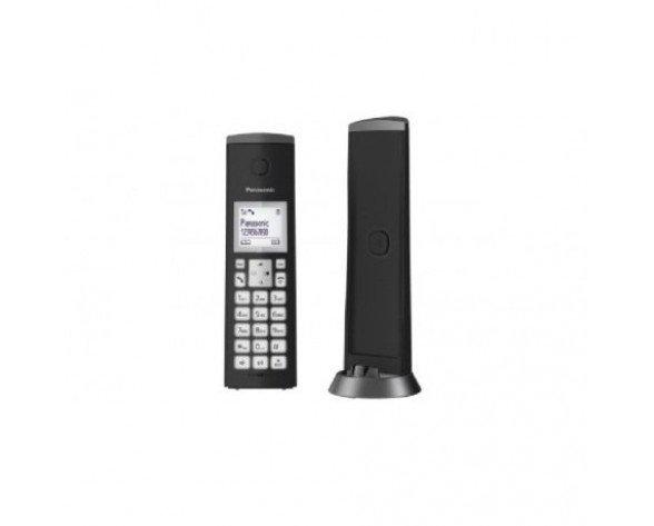 Panasonic KX-TGK210 Teléfono DECT Identificador de llamadas Negro