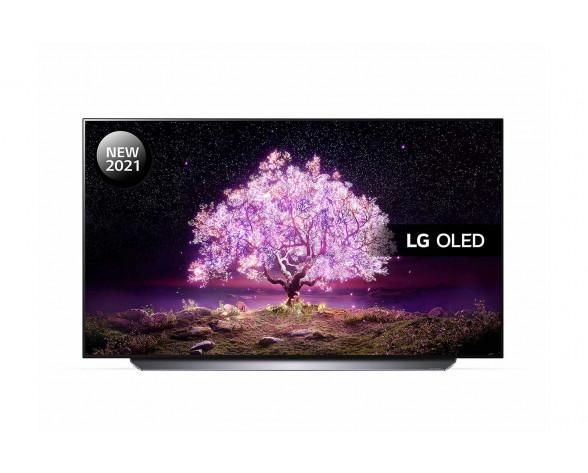 "LG OLED48C14LB Televisor 121,9 cm (48"") 4K Ultra HD Smart TV Wifi Negro, Titanio"