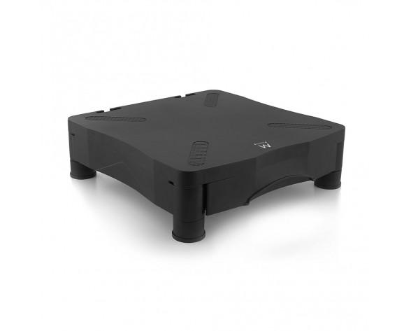 Ewent EW1280 soporte para monitor Independiente Negro