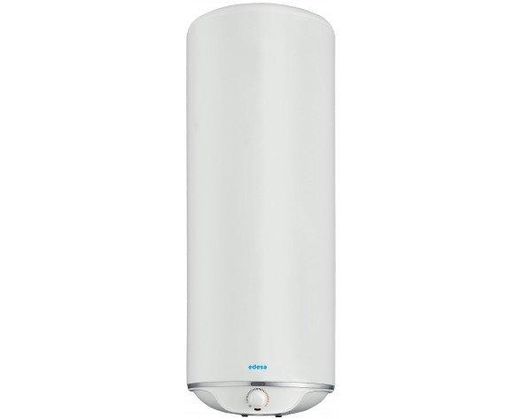 Edesa TRE 80L Slim Horizontal/Vertical Depósito (almacenamiento de agua) Sistema de calentador único Blanco