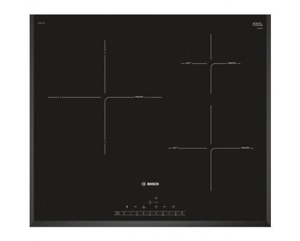 Bosch Serie 6 PIJ651FC1E hobs Negro Integrado Con placa de inducción 3 zona(s)