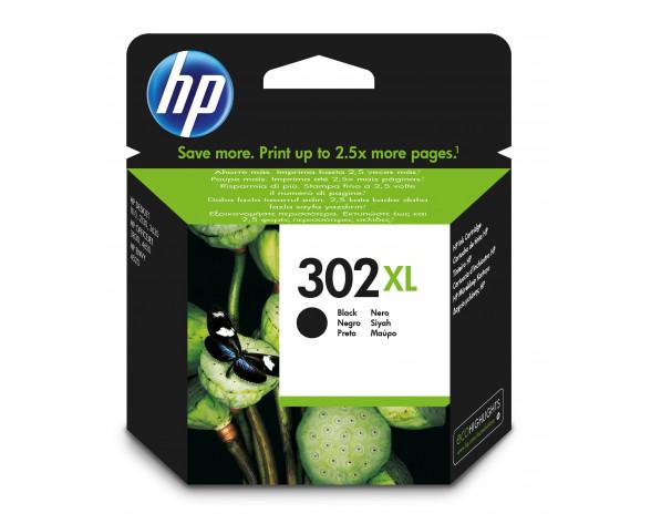 HP 302XL Original Negro 1 pieza(s)