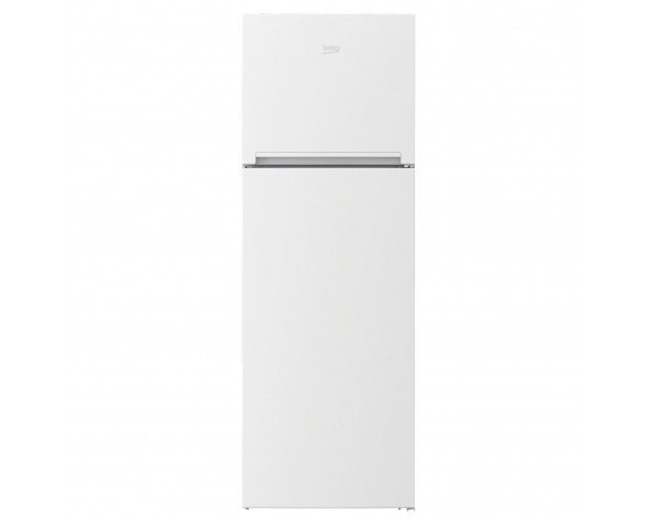 Beko RDNE350K20W Independiente 314L A+ Color blanco nevera y congelador