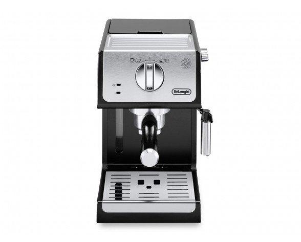 DeLonghi Autentica ECP33.21.BK cafetera eléctrica Countertop (placement) Máquina espresso 1,1 L Semi-automática