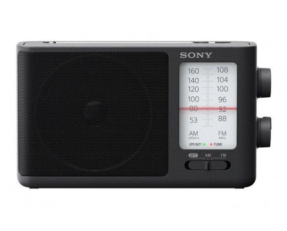 Sony ICF506 radio Portátil Negro