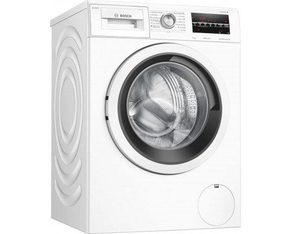 Bosch Serie 6 WAU28S40ES lavadora Independiente Carga frontal Blanco 8 kg 1400 RPM A+++