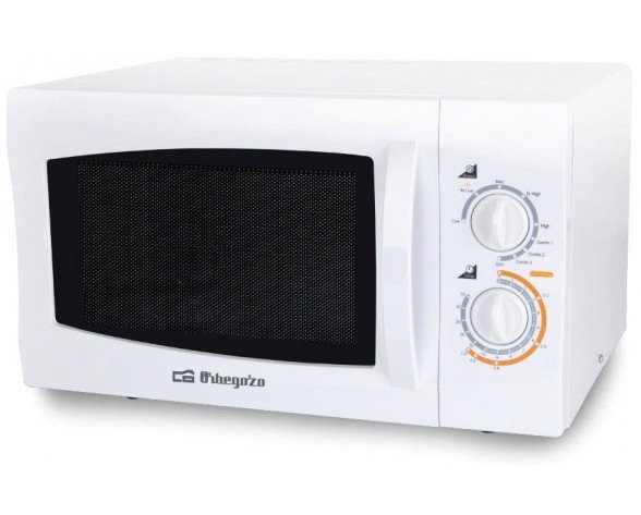 Orbegozo MIG 2322 Countertop (placement) 23 L 800 W Negro