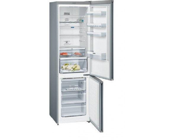Siemens iQ300 KG39NXI4A Independiente 366L A+++ Acero inoxidable nevera y congelador