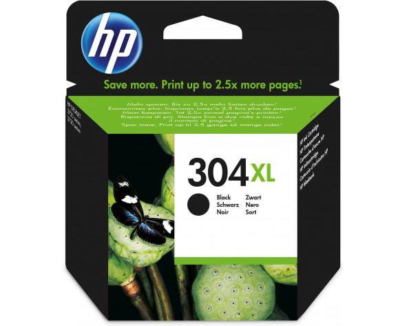HP Cartucho de tinta Original 304XL negro