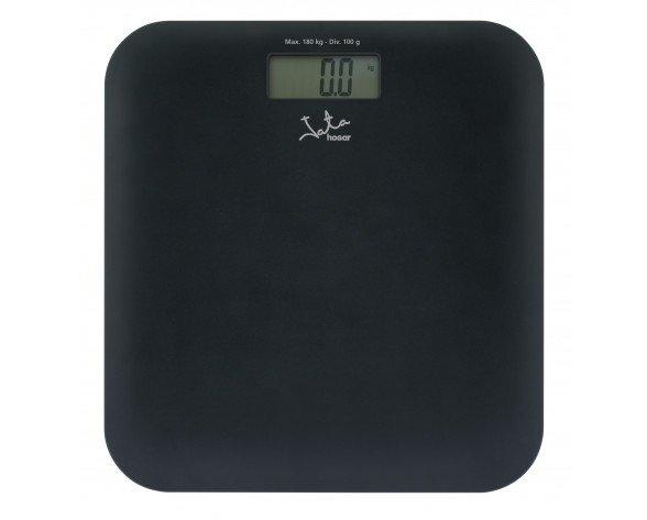 JATA 430 báscula de baño Rectángulo Negro Báscula personal electrónica