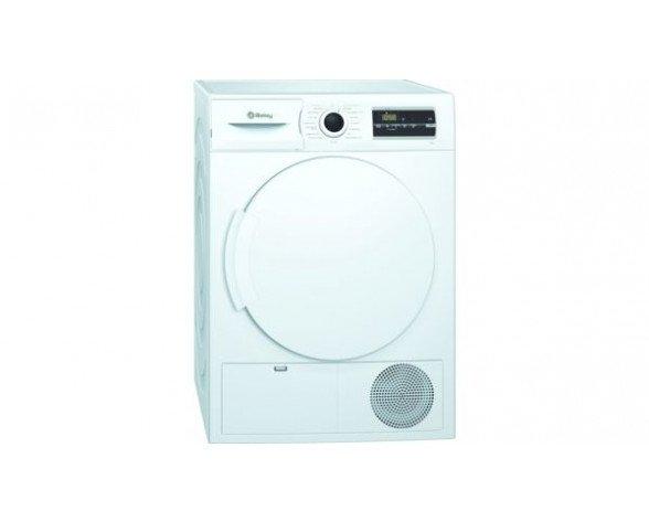 Balay 3SC385B secadora Independiente Carga frontal Blanco 8 kg B