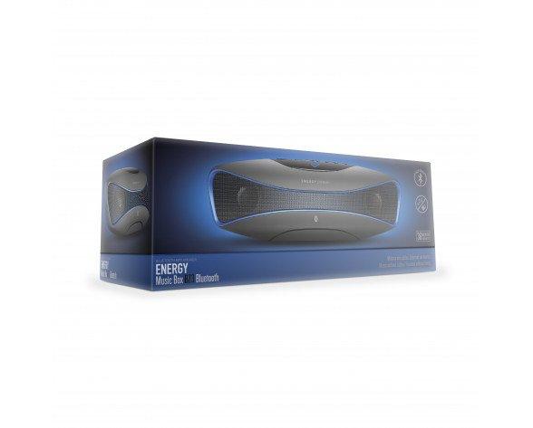 Energy Sistem Music Box BZ3 6 W Altavoz portátil estéreo Negro, Azul