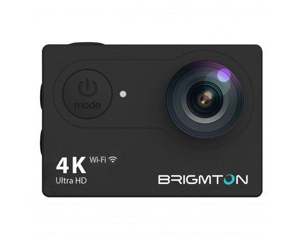 Brigmton BSC-10HD4K cámara para deporte de acción 4K Ultra HD 20 MP Wifi 65 g