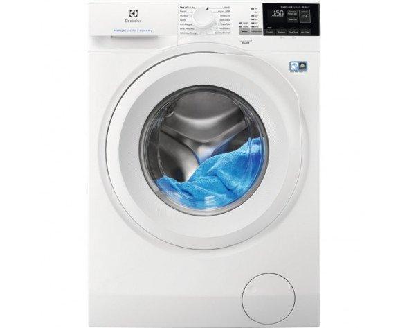 Electrolux EW7W4862LB lavadora Carga frontal Independiente Blanco A