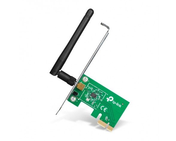 TP-LINK TL-WN781ND adaptador y tarjeta de red WLAN 150 Mbit/s Interno
