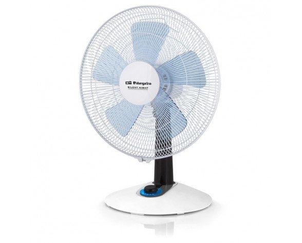 Orbegozo TF 0138 ventilador Azul, Blanco