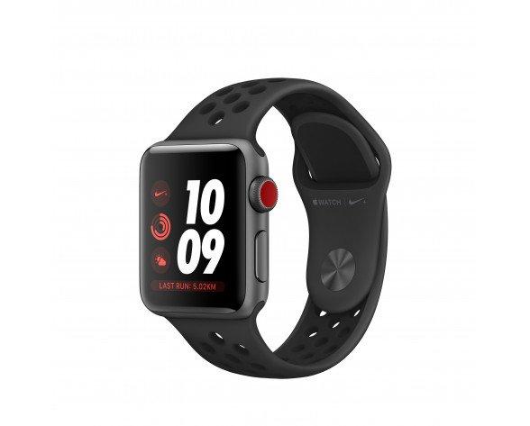 Apple Watch Nike+ reloj inteligente Gris OLED Móvil GPS (satélite)