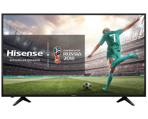 "Hisense H65A6100 TV 165,1 cm (65"") 4K Ultra HD Smart TV Wifi Negro"