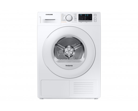 Samsung DV80TA020TE secadora Independiente Carga frontal 8 kg A++ Blanco