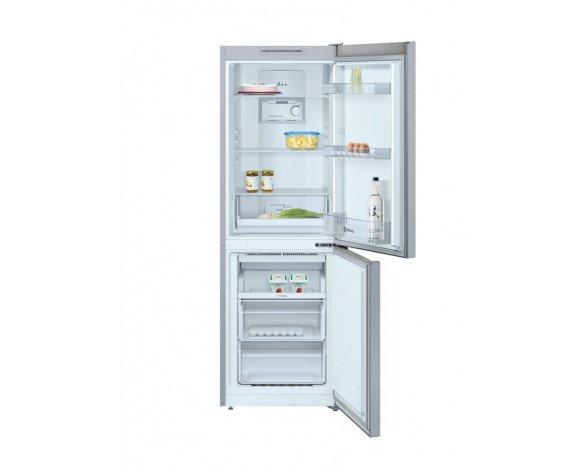 Balay 3KF6550MI nevera y congelador Independiente Acero pulido 279 L A++