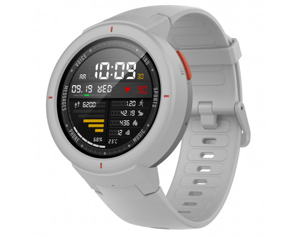 Amazfit Verge reloj deportivo Blanco Pantalla táctil 360 x 360 Pixeles Bluetooth