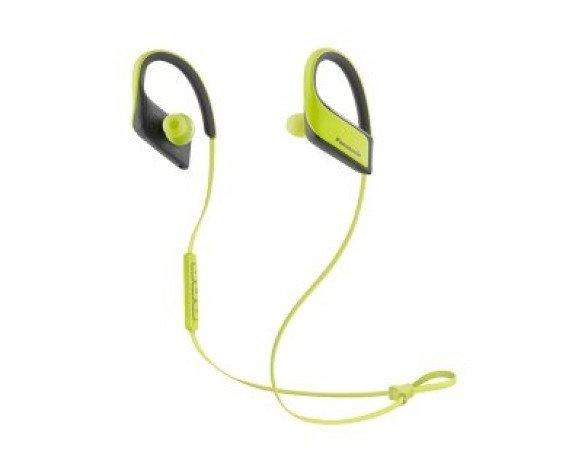 Panasonic RP-BTS30E-Y auricular y casco Auriculares gancho de oreja Amarillo