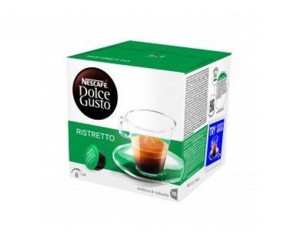 Nestle Espresso Ristretto Cápsula de café 16 pieza(s)