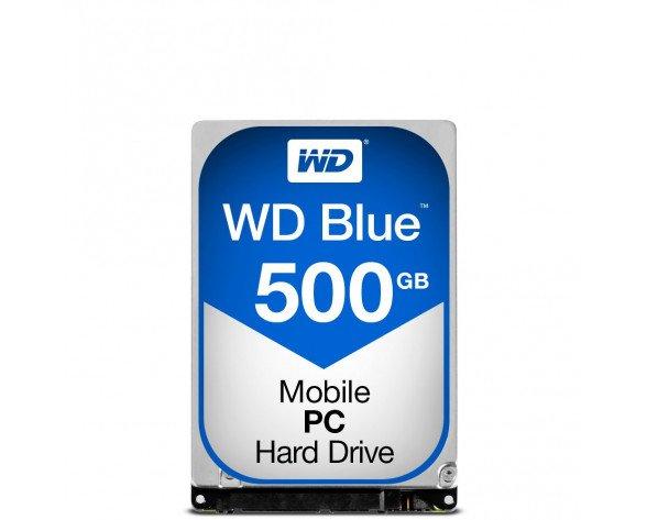 """Western Digital Blue PC Mobile 2.5"""" 500 GB Serial ATA III Unidad de disco duro"""