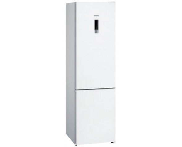Siemens iQ300 KG39NXWEA nevera y congelador Independiente 368 L E Blanco