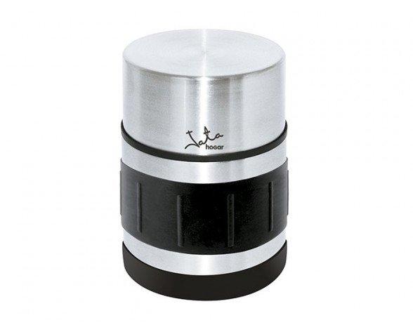 JATA MOD. 825 termo 0,5 L Negro, Acero inoxidable