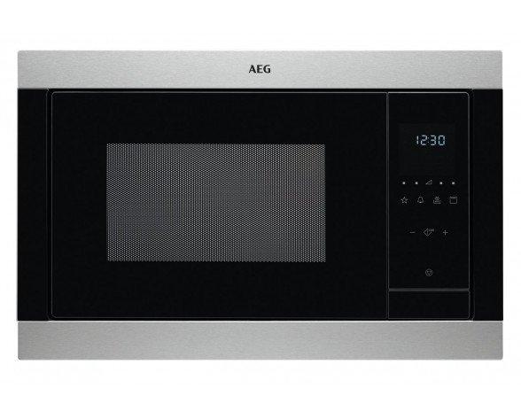 AEG MSB2547D-M Integrado Microondas con grill 25 L 900 W Acero inoxidable