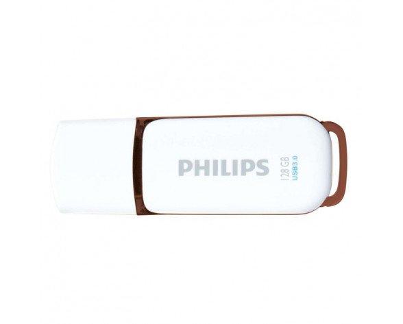 Philips Snow Edition FM12FD75B USB-Stick unidad flash USB 128 GB USB tipo A 3.2 Gen 1 (3.1 Gen 1) Blanco