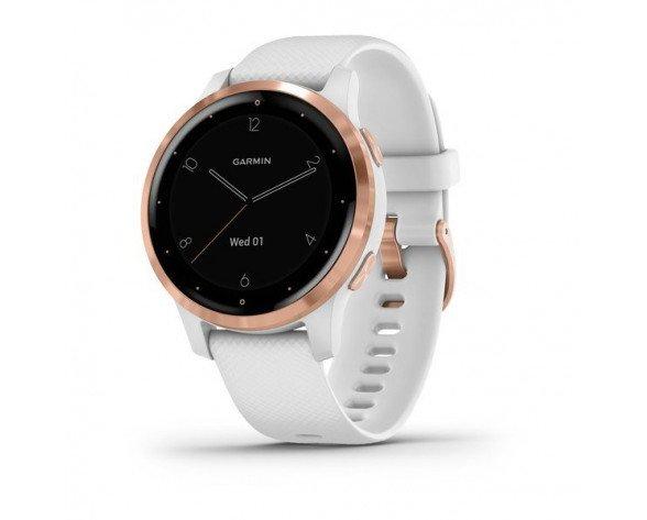 """Garmin vívoactive 4s reloj inteligente Oro rosa 2,79 cm (1.1"""") GPS (satélite)"""