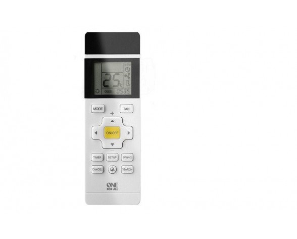 One For All URC 1035 mando a distancia IR inalámbrico Aire Acondicionado Botones