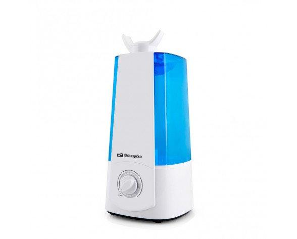 Orbegozo HU 2031 humidificador Vapor 3,3 L 25 W Azul, Blanco
