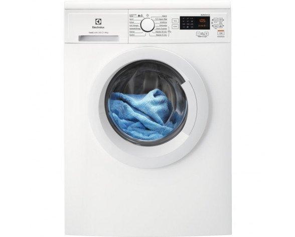 Electrolux EW2F4822AF lavadora Independiente Carga frontal 8 kg 1200 RPM Blanco