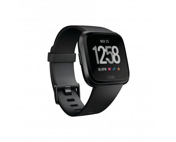 "Fitbit Versa reloj inteligente Negro LCD 3,4 cm (1.34"")"