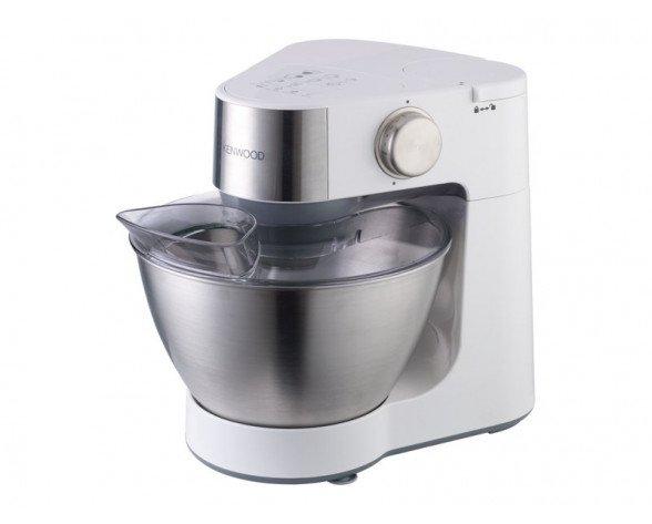 Kenwood KM282 900W 4.3L Metálico, Color blanco robot de cocina