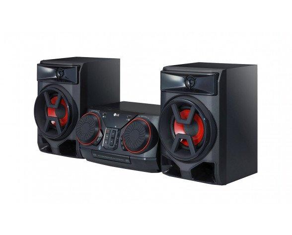 LG CK43 sistema estéreo portátil 300 W Negro