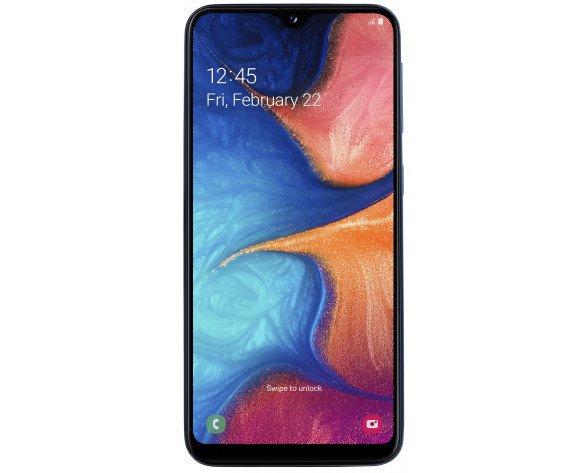"""Samsung Galaxy SM-A202F 14,7 cm (5.8"""") 3 GB 32 GB SIM doble 4G Azul 3000 mAh"""