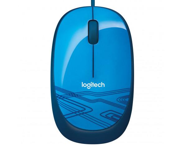 Logitech M105 ratón Ambidextro USB tipo A Óptico 1000 DPI
