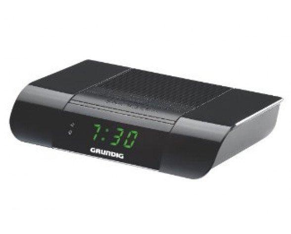 Grundig GKR3130 Reloj Negro radio