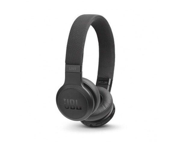 JBL Live 400BT Auriculares Diadema Bluetooth Negro