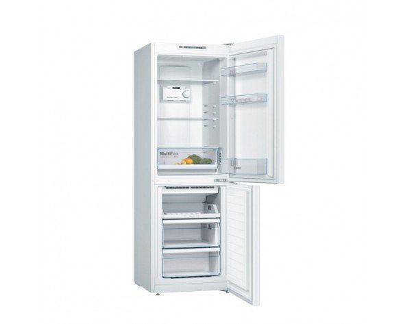 Bosch Serie 2 KGN33NW3A nevera y congelador Freestanding (placement) Blanco 279 L A++