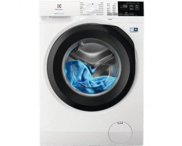 Electrolux EW6F4823BB lavadora Independiente Carga frontal 8 kg 1200 RPM D Blanco