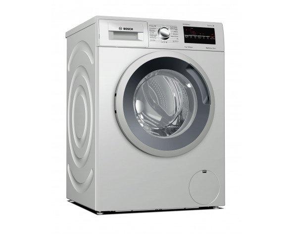 Bosch WAN2426XES Independiente Carga frontal 7kg 1175RPM A+++ Acero inoxidable lavadora