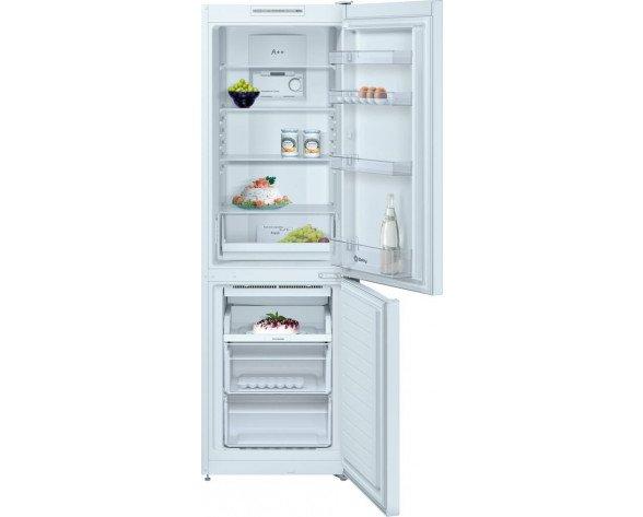Balay 3KF6610WI nevera y congelador Independiente Blanco 302 L A++