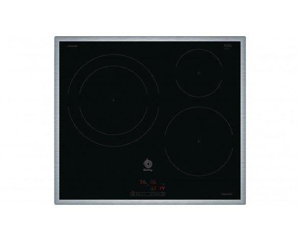 Balay 3EB865XR hobs Negro Integrado Con placa de inducción 3 zona(s)