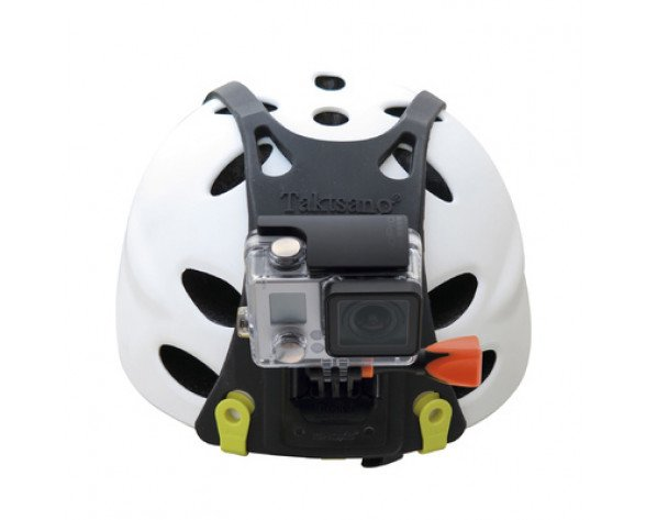 Rollei Helmhalterung Front Pro Soporte para cámara